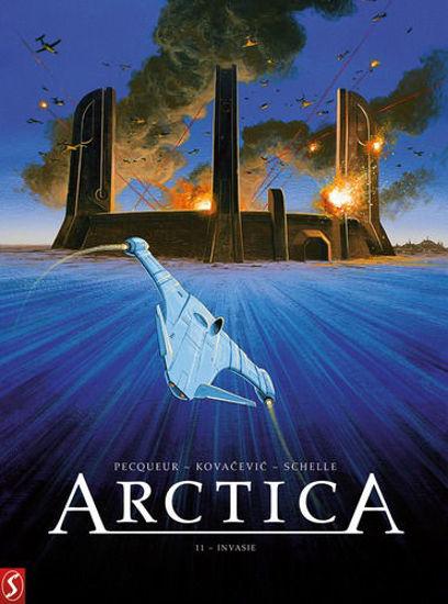 Afbeelding van Arctica #11 - Invasie (SILVESTER, harde kaft)