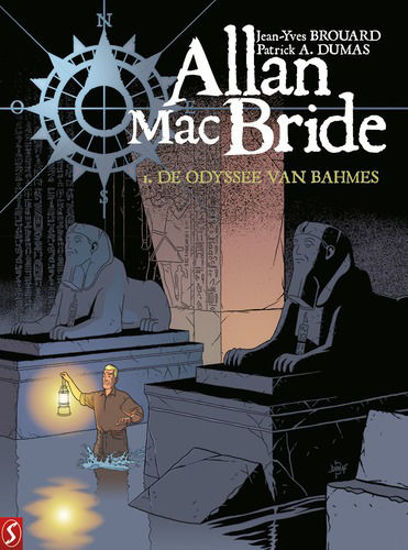 Afbeelding van Allan mac bride #1 - Odyssee van bahmes (SILVESTER, harde kaft)