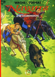 Afbeeldingen van Navarra #2 - Leeuwenkoning
