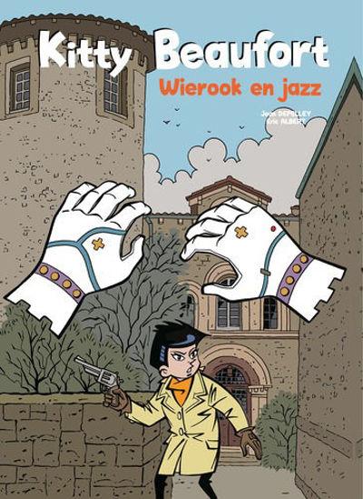 Afbeelding van Kitty beaufort #2 - Wierook en jazz (HUM, zachte kaft)