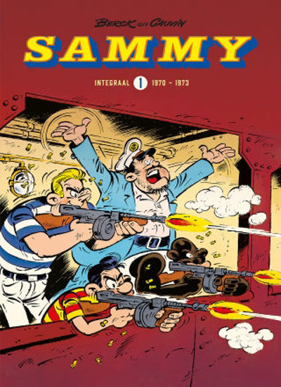 Afbeelding van Sammy #1 - Sammy integraal 1970-1973 (SAGA, harde kaft)