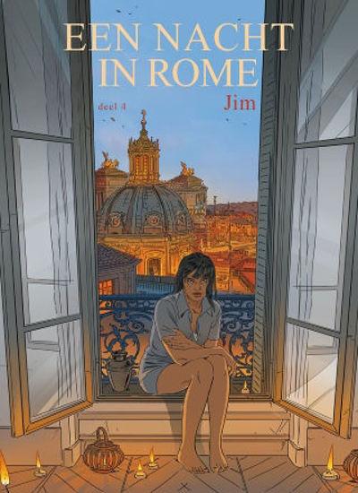 Afbeelding van Nacht in rome #4 - Nacht in rome 4 (SAGA, harde kaft)