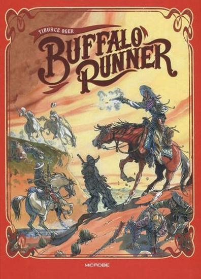 Afbeelding van Buffalo runner - Buffalo runner- rode cover- actie 40 jaar de striep !! (MICROBE, harde kaft)