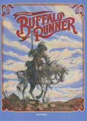 Afbeeldingen van Buffalo runner - Buffalo runner - blauwe cover - actie 40 jaar de striep !!