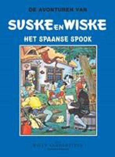 Afbeelding van Suske wiske blauwe reeks humo - Het spaanse spook (STANDAARD, harde kaft)