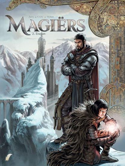 Afbeelding van Magiers #2 - Eragan (DAEDALUS, harde kaft)