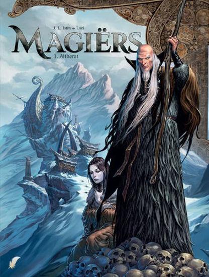 Afbeelding van Magiers #3 - Altherat (DAEDALUS, harde kaft)