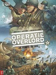 Afbeeldingen van Operatie overlord #5 - Pointe du hoc (SILVESTER, zachte kaft)