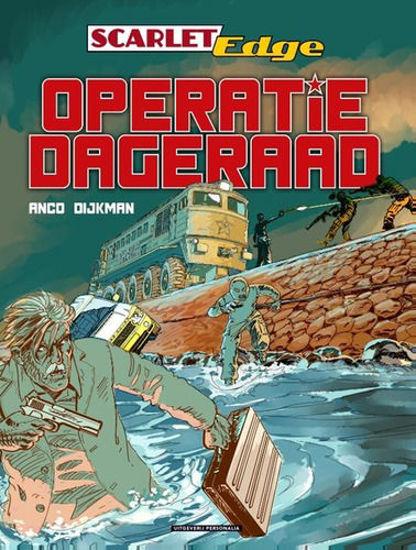 Afbeelding van Scarlet edge #1 - Operatie dageraad (PERSONALIA, zachte kaft)