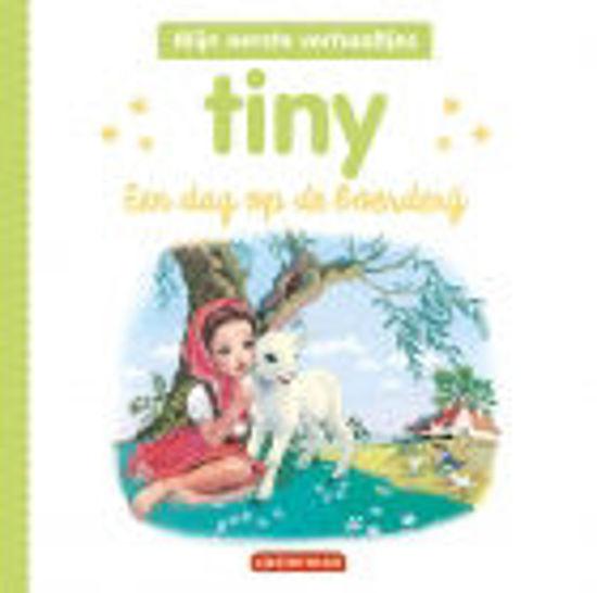Afbeelding van Tiny - Een dag op de boerderij (CASTERMAN, harde kaft)
