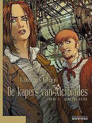 Afbeeldingen van Kapers alcibiades #1 - Geheime elite
