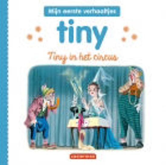 Afbeelding van Tiny - Tiny in het circus (CASTERMAN, harde kaft)