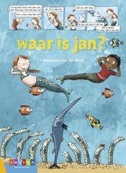 Afbeeldingen van Avi strip - Waar is jan?