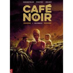Afbeeldingen van Cafe noir #1 - Colombia (SILVESTER, zachte kaft)