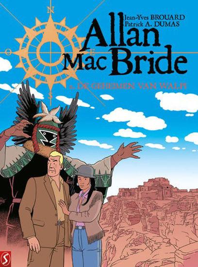 Afbeelding van Allan mac bride #2 - Geheimen van walpi (SILVESTER, zachte kaft)