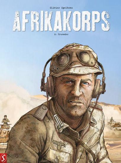 Afbeelding van Afrikakorps #2 - Crusader (SILVESTER, harde kaft)