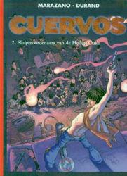 Afbeeldingen van Cuervos pakket 1+2