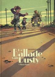 Afbeeldingen van Ballade van dusty #1 - Boxcar bertha (SAGA, harde kaft)