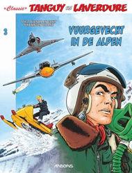 Afbeeldingen van Classic tanguy en laverdure #3 - Vuurgevecht in alpen