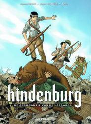 Afbeeldingen van Hindenburg #2 - Arrogantie van lafaards