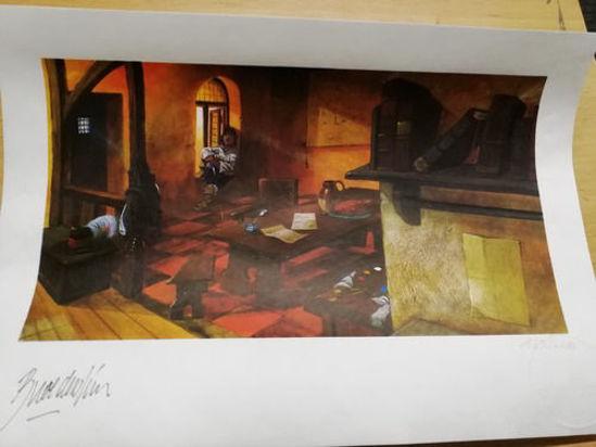Afbeelding van Ex-libris tyndall in brugge