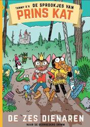 Afbeeldingen van Sprookjes van prins kat #1 - De zes dienaren
