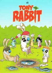 Afbeeldingen van Rabbits #1 - Tony rabbit/ronny rabbit