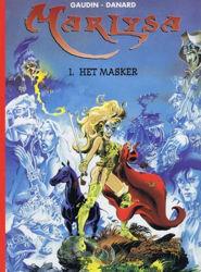 Afbeeldingen van Marlysa #1 - Masker