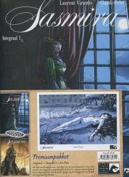 Afbeeldingen van Sasmira - Sasmira integraal 1&2 premiumpack met artprint en totem (DARK DRAGON BOOKS, harde kaft)