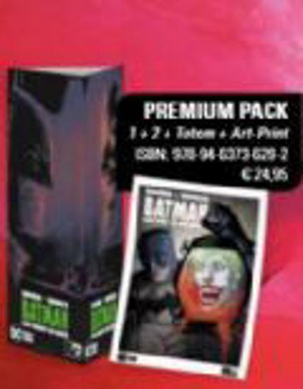 Afbeelding van Batman last knight on earth - Last knight on earth premiumpack 1+2 (DARK DRAGON BOOKS, zachte kaft)