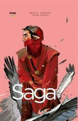 Afbeeldingen van Saga #2 - Saga boek twee