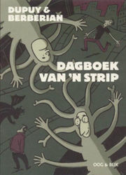 Afbeeldingen van Dagboek strip - Dagboek van strip