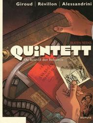 Afbeeldingen van Quintett - De heuvel der beloften