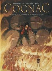 Afbeeldingen van Cognac #3 - Kerkhof van de druivenoogstmachines