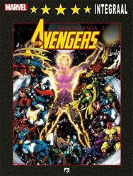 Afbeeldingen van Avengers korvac saga 1-2
