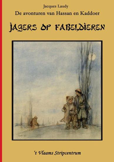 Afbeelding van Fenix collectie #142 - Hassan en kaddoer jagers op fabeldieren (VLAAMS STRIPCENTRUM VZW, zachte kaft)