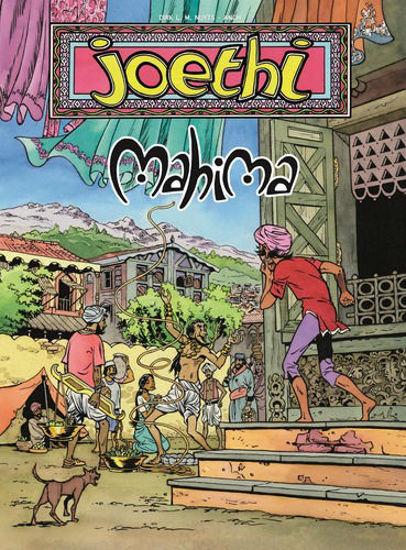 Afbeelding van Fenix collectie #145 - Joethi mahima (VLAAMS STRIPCENTRUM VZW, zachte kaft)