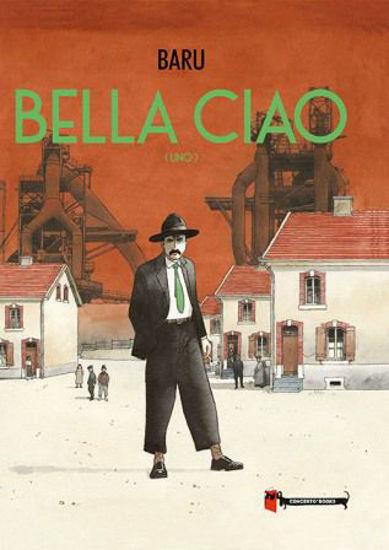Afbeelding van Bella ciao (CONCERTO BOOKS, harde kaft)