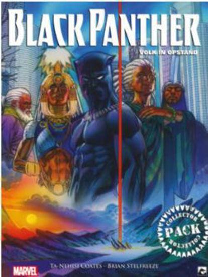 Afbeelding van Black panther - Black panther collector pack 1-4 (DARK DRAGON BOOKS, zachte kaft)