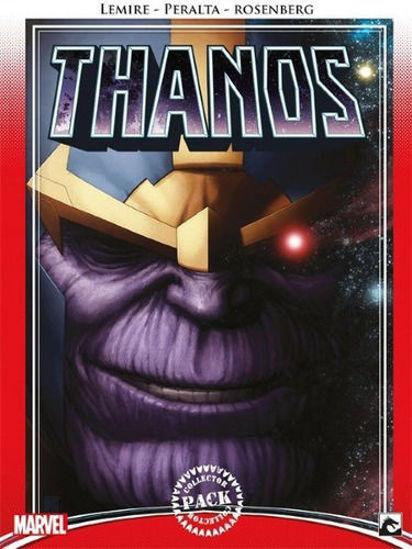 Afbeelding van Thanos nederlands - Thanos collectorpack (DARK DRAGON BOOKS, zachte kaft)