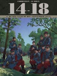 Afbeeldingen van 14-18 #2 - Weg naar hel september 1914