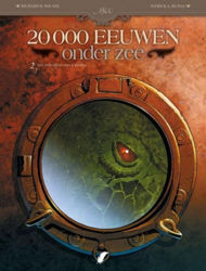 Afbeeldingen van 20000 eeuwen onder zee #2 - Schuilhol van cthulhu