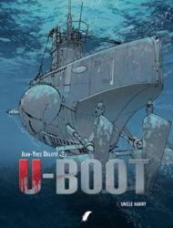 Afbeeldingen van U boot #3 - Uncle harry nederlands (DAEDALUS, harde kaft)
