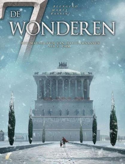 Afbeelding van 7 wonderen #6 - Mausoleum halicarnassus (DAEDALUS, zachte kaft)