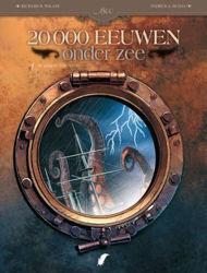 Afbeeldingen van 20000 eeuwen onder zee #1 - Gruwel in de storm