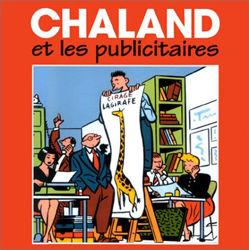 Afbeeldingen van Chaland et les publicitaires