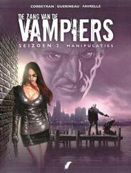 Afbeeldingen van Zang van de vampiers #10 - Manipulaties (DAEDALUS, zachte kaft)