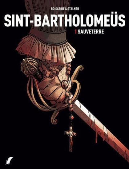 Afbeelding van Sint-bartholomeus #1 - Sauveterre (DAEDALUS, harde kaft)