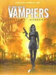 Afbeeldingen van Zang van de vampiers #8 - Uitdagingen (DAEDALUS, zachte kaft)
