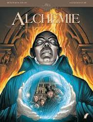 Afbeeldingen van Alchemie #2 - Laatste vervloekte koning